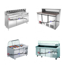 Fancooling Refrigerated Salad Bar Equipment